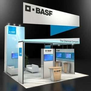 conference booth design