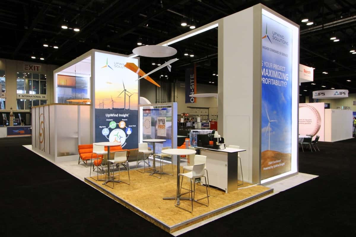 Trade Show Displays Solutions Event Exhibits Amp Tradeshow