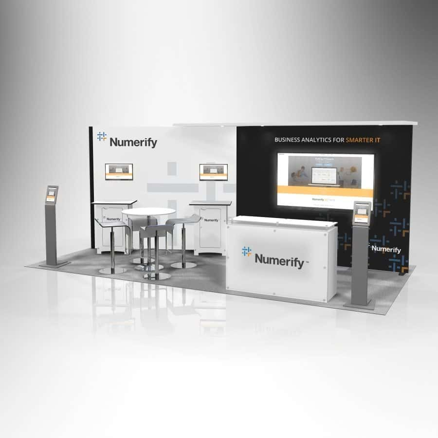 trade show booths 10x10