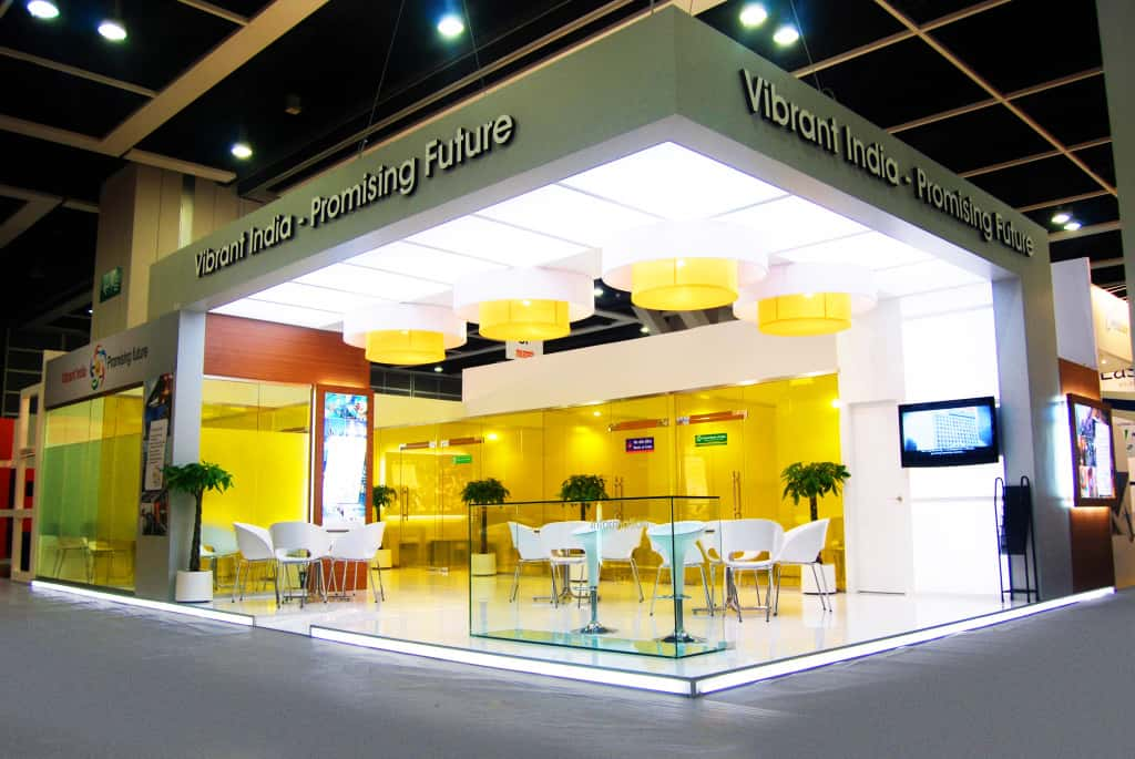 Exhibition Stand Rental : Trade show booth rental and exhibition stands for cvc west