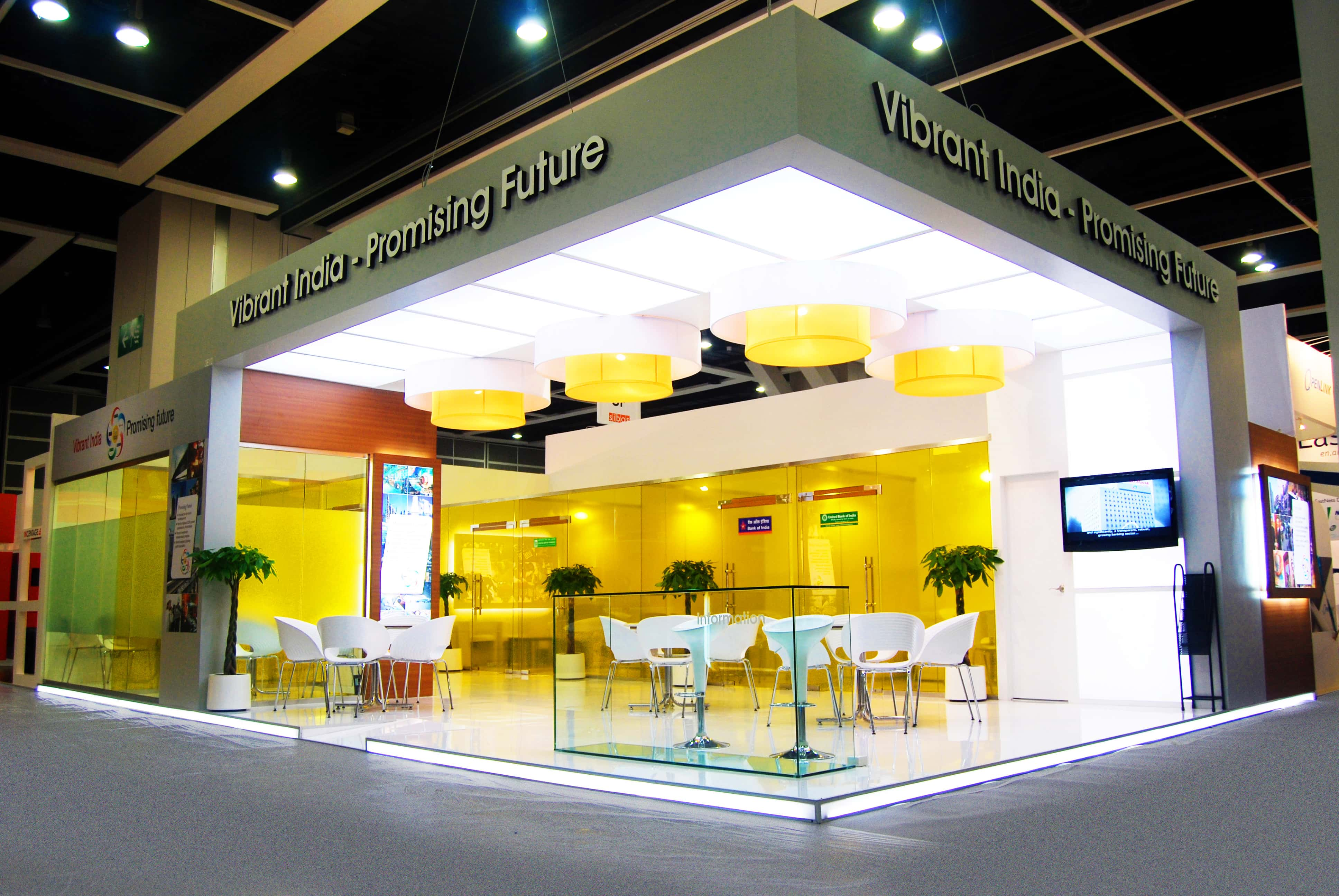 Trade show booth rental and exhibition stands for cvc west for Trade exhibition