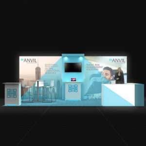 10x20 Trade Show Display Rentals