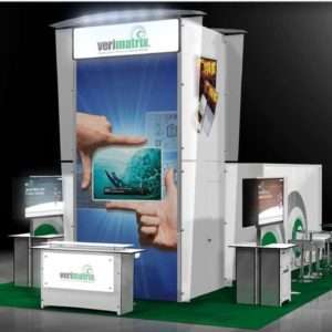 600 Sqft Trade Show Booth