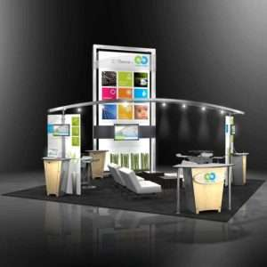 rental exhibition stand