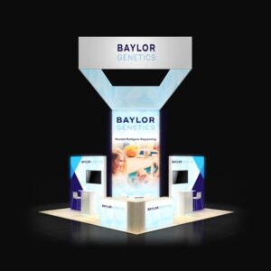 Grab maximum attention with award-winning 20x20 booth rentals for Las Vegas shows