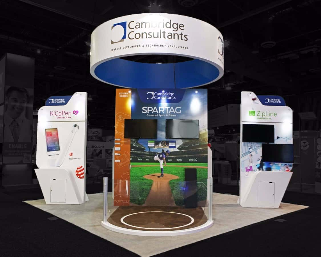 trade show displays ideas