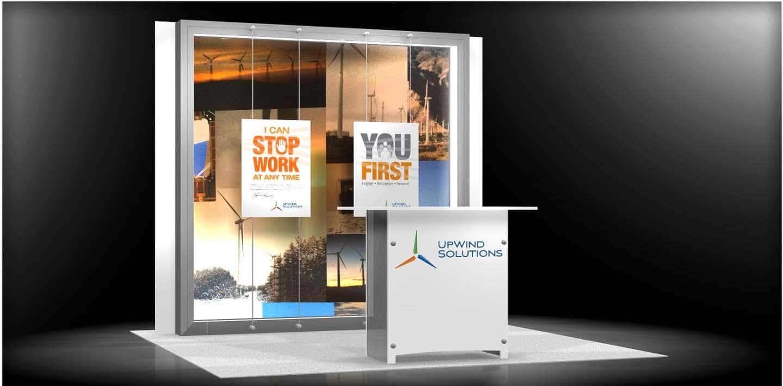 creative trade show displays