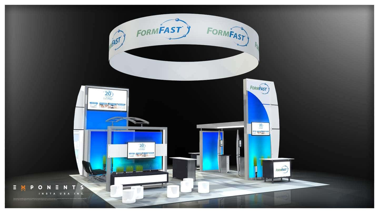 exhibit booth design ideas