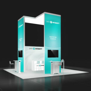 Team up with Exponents for best 20x20 exhibit design in Cloud Computing Expo