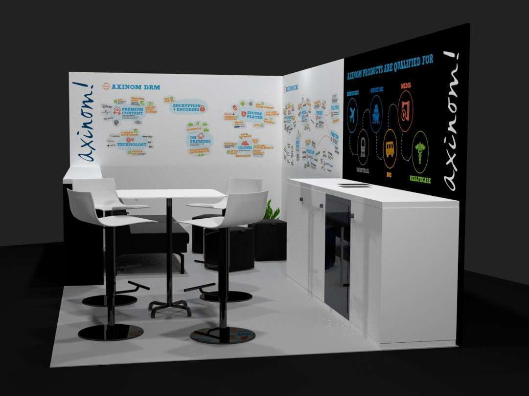 trade shows displays