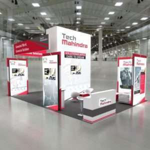 affordable creative trade show design