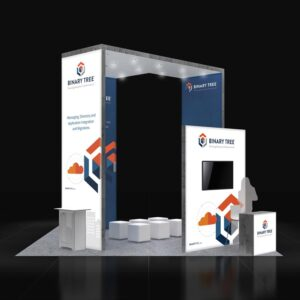 Top-quality and well-designed 20x20 booth rentals for Las Vegas shows