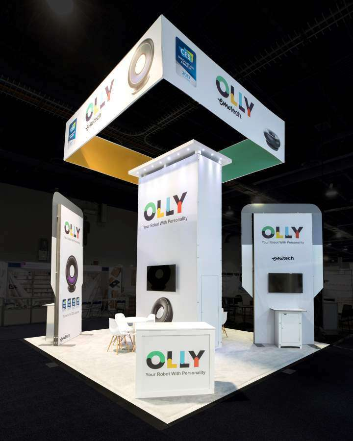 Simple Exhibition Stand Price : Trade show booth rentals solution rent turnkey exhibit