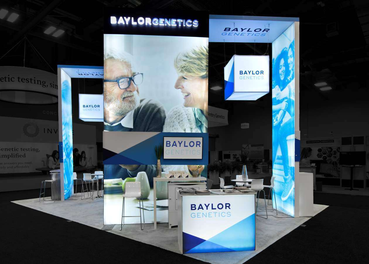 Expo Stand Backdrop : Trade show displays custom event booth and exhibit rentals