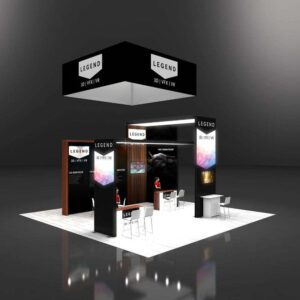 Top-quality and state-of-the-art 30x30 booth rentals for Las Vegas shows