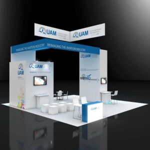 Maximize your brand's influence with premium-quality booth rentals in San Diego