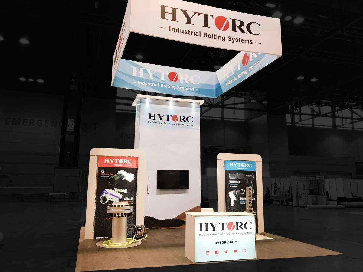 Exhibition Stand Hire York : Our work creative trade show displays