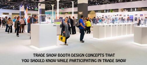 Trade Show Booth Design Concepts