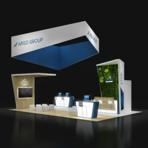 Team Up With Exponents For Best 20x30 Exhibit Display Rentals in Long Beach