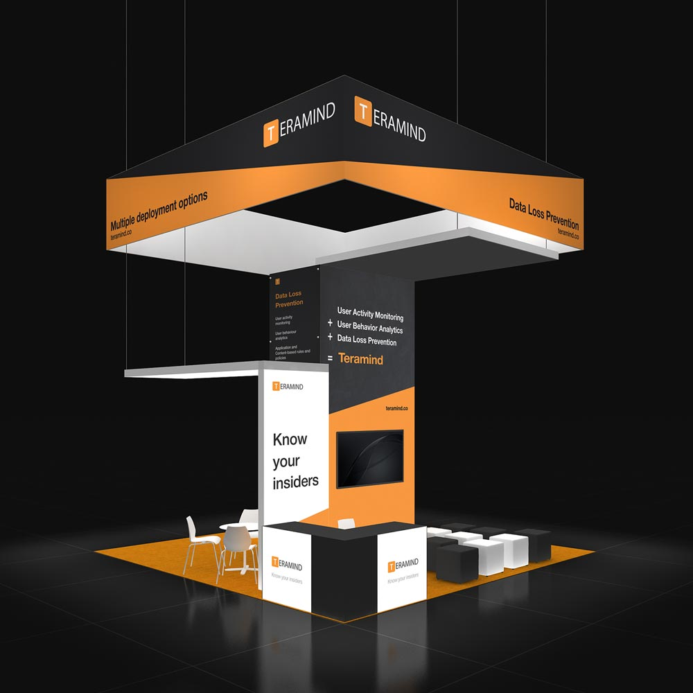 Innovative 20x20 booth rentals to wow your audience for ASSH