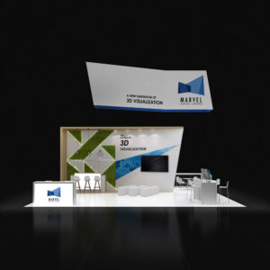 Beat Your Competition With Attention-Grabbing 30x30 Exhibit Display Rentals For Chicago IRCE Shows
