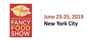 Summer Fancy Food Show New York City