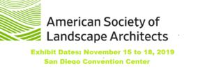American Society of Landscape Architects – ASLA
