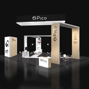 Get purpose-driven and impactful 30x40 trade show rentals