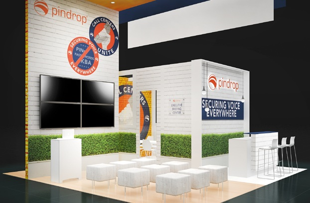 stand out at trade show with 20x20 exhibit booth