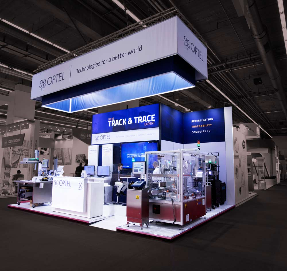 Exhibition Stand Builders In Munich : Trade show booth in munich exhibition stands and displays